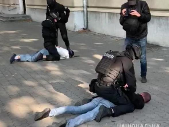 На Украине задержан известный криминальный авторитет Самвел Мартиросян (видео)