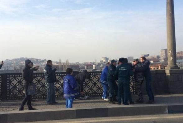 Տավուշցի թոշակառուն փորձել է Երևանում վերջ տալ կյանքին