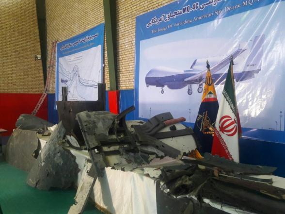 Иран пригрозил сбивать все беспилотники в своем небе