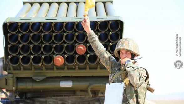 ՀՀ ԶՈւ-ում ռազմավարական զորավարժություն է մեկնարկում
