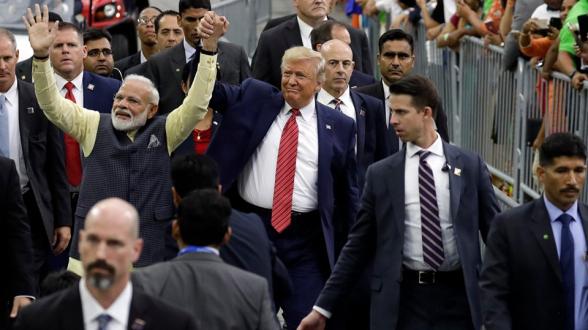 Նույն օրը, նույն ժամին Հնդկաստանի վարչապետը ԱՄՆ-ում էր․ հանդիպմանը մասնակցում էր Դոնալդ Թրամփը