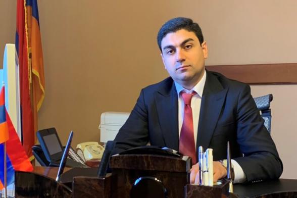 Սուրեն Ղամբարյանը նշանակվել է վարչապետի օգնական