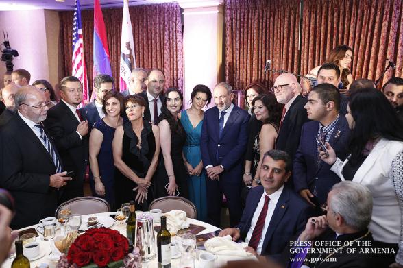 Մինչև Փաշինյանի մեկնելը ԱՄՆ-ում հայկական շրջանակներն զբաղված են եղել նրա մասնակցությամբ ճաշկերույթի տոմսերի վաճառքով․ «Փաստ»