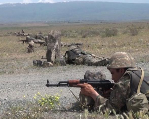 ՀՀ-ում հայտարարվել է պայմանական ռազմական դրություն. մեկնարկել է ԶՈՒ լայնածավալ զորավարժությունը