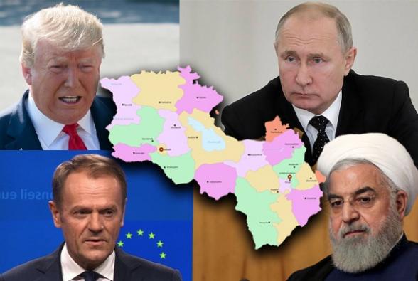 Փաշինյանի տված ամենամեծ վնասը Հայաստանին ու Արցախին
