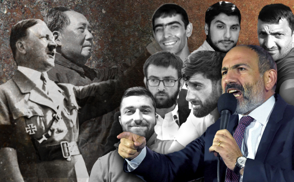 Փաշինյանի «մշակութային» հեղափոխությունը. 7or TV