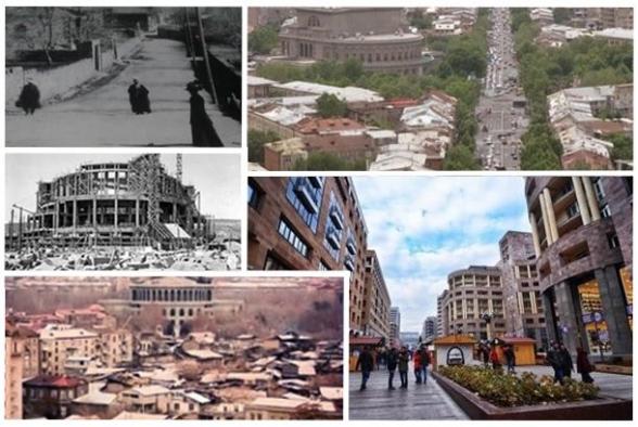 «Бархатные» нападки на таманяновский Ереван: восстание Шариковых