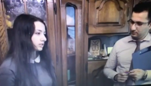 Խաչատրյան քույրերը ցույց են տվել, թե ինչպես են սպանել իրենց հորը