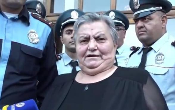 Կառավարության դիմաց բողոքի ակցիաներ են (տեսանյութ)