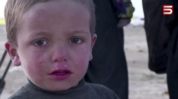 Сирия – «кладбище детства»