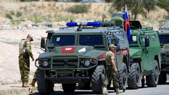 Террористы взяли ответственность за взрывы на пути российских военных в Сирии