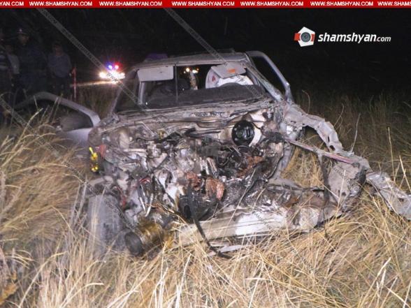 Գեղարքունիքի մարզում բախվել են Jeep Grand Cherokee-ն ու մոլիբդենով բարձված КамАЗ-ը. կա 1 զոհ, 1 վիրավոր (տեսանյութ)