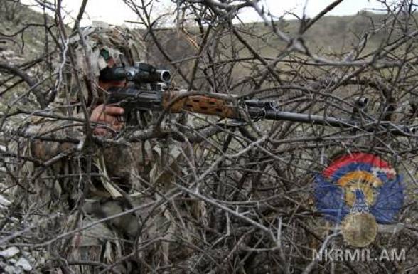 ВС Азербайджана за неделю нарушили режим прекращения огня свыше 90 раз