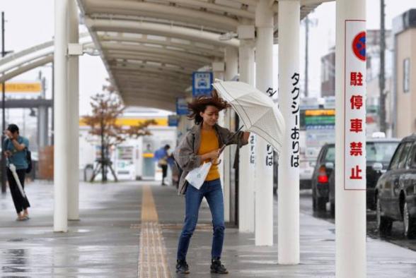 Ճապոնիայի 9 մլն բնակիչ կարող է տարհանվել «Հագիբիս» թայֆունի պատճառով