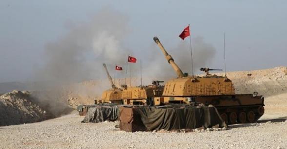 ВС Турции могли намеренно вести огонь по военным США в Сирии