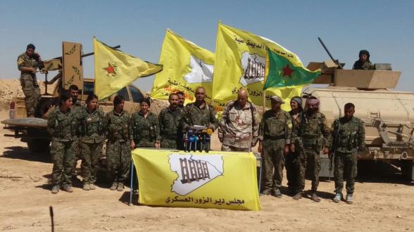 Сирийские курды пригрозили пойти на сделку с режимом Асада и Россией – СМИ