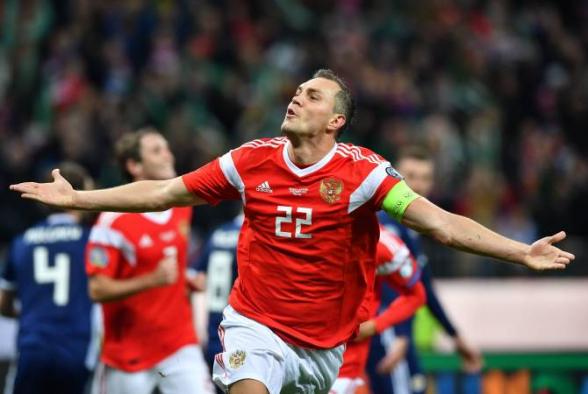 Ռուսաստանի ֆուտբոլի ընտրանին նվաճեց Եվրո-2020-ի ուղեգիր