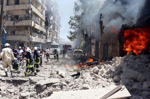 Из-за военной операции Турции в Сирии свои дома покинули более 130 тыс. человек