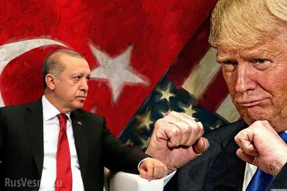 Трамп заявил о подготовке «мощных санкций» против Турции