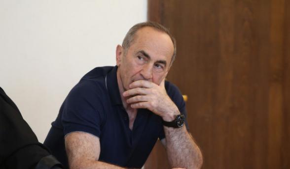ՀՀ երկրորդ նախագահ Ռոբերտ Քոչարյանի պաշտպանական թիմը ստացել է ՄԻԵԴ-ի ծանուցումը