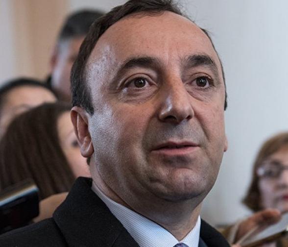 Հրայր Թովմասյան․