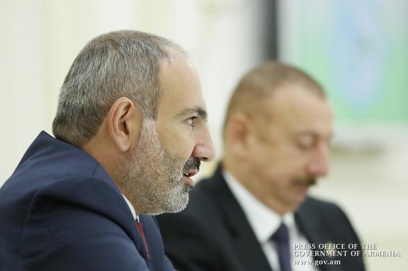 О чем говорили Пашинян и Алиев в Ашхабаде во время обеда – «Грапарак»