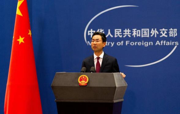 МИД Китая потребовал от Турции прекратить бои в Сирии