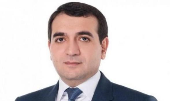 Հովհաննես Հարությունյանն ազատվել ՀՀ առողջապահության նախարարի տեղակալի պաշտոնից