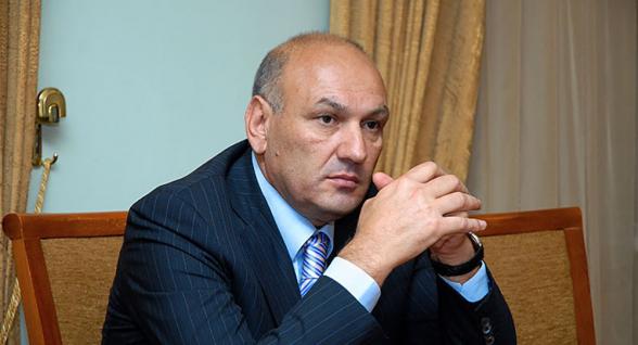 Գագիկ Խաչատրյանին տեղափոխել են «Երևան–Կենտրոն» քրեակատարողական հիմնարկ