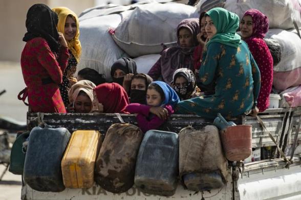 Շուրջ 70 հազար երեխաներ են լքել իրենց տները Սիրիայում տեղի ունեցող մարտերի հետևանքով