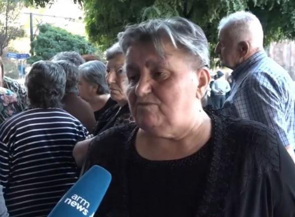 Премьер пытается направить нас в фонд «1000 драмов», но наш вопрос находится в другой плоскости – Маргарита Хачатрян (видео)