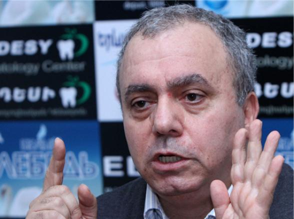 Экономический рост – блеф: придя к власти, Никол Пашинян палец о палец не ударил для проведения изменений – Грант Багратян