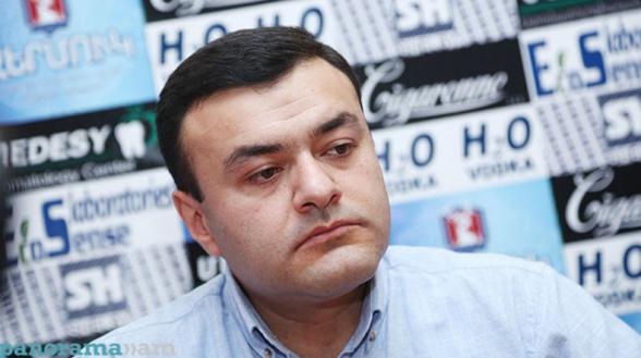 Հրայր Թովմասյանի նկատմամբ իրականացվող գործընթացն ստանում է պետական ահաբեկչության տեսք