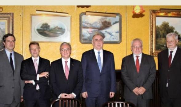 Հայաստանի և Ադրբեջանի ԱԳ նախարարները համաձայնել են մինչև տարեվերջ կրկին հանդիպել. ԵԱՀԿ ՄԽ