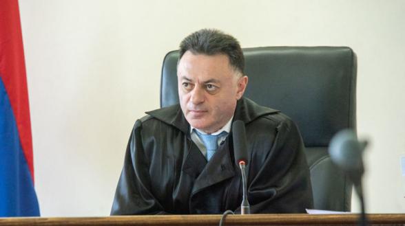 Դատավոր Դավիթ Գրիգորյանին մեկուսացրել են հայտնի քրեական գործից. կարծում եմ լուծել են իրենց գլխավոր խնդիրը. փաստաբան