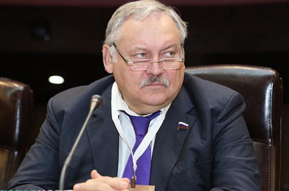 Азербайджанцы переходят всякую меру допустимого: заявление Затулина