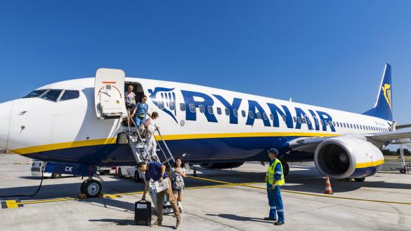 Вхождении в Армению ирландского лоукостера «Ryanair» кажется привлекательным лишь на первый взгляд – «Жоховурд»