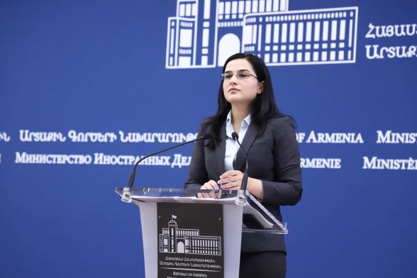 МИД Армении ответил на заявления Мамедъярова о Карабахе и визитах армян в Азербайджан