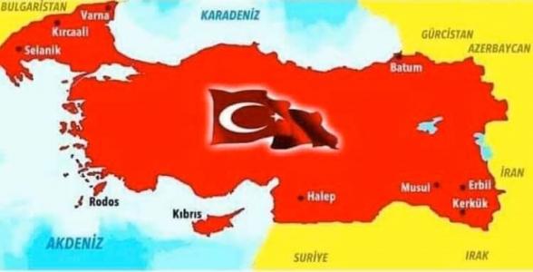 Սկանդալային քարտեզ. Բուլղարիան պնդում է, Թուրքիան հերքում է