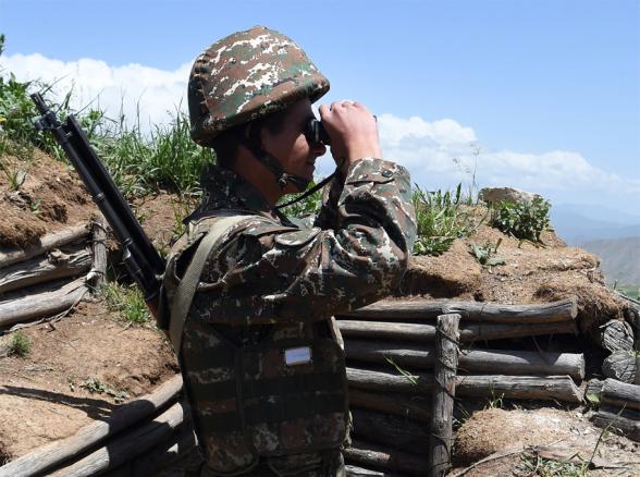 ВС Азербайджана нарушили режим прекращения огня свыше 150 раз