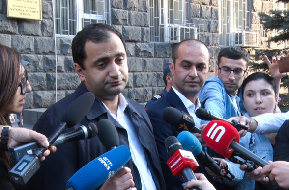 Հրայր Թովմասյանի փաստաբանական թիմն արձագանքել է ԱԱԾ հայտարարությանը