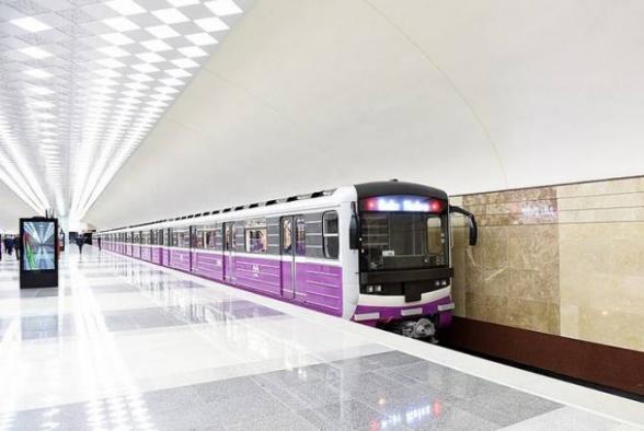 Բաքվում չարտոնված ցույցի պատճառով փակել են մետրոյի երեք կայարան