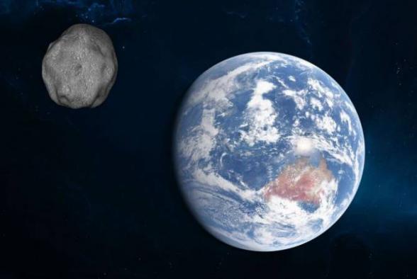 Երկիր մոլորակին կմոտենա մեկ կիլոմետր տրամագծով երկնաքար
