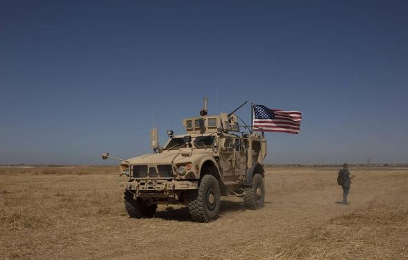 США перебросят около 1 тыс. военных из Сирии в Ирак