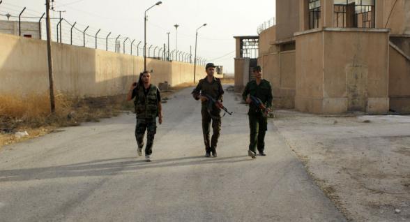 Из-за действий Турции в Сирии остались без охраны 12 тюрем с террористами
