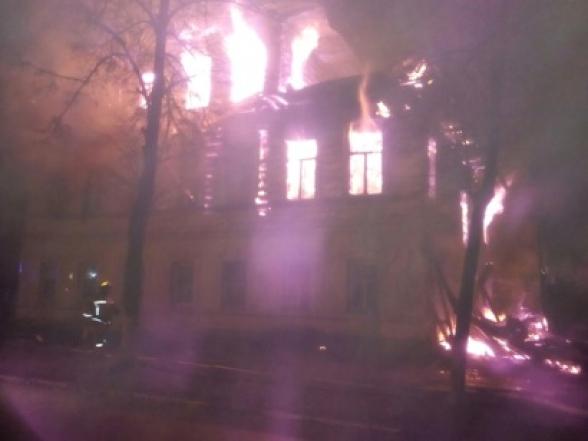 Յարոսլավլի շրջանում բնակելի շենքում բռնկված հրդեհից զոհվել է 7 մարդ, այդ թվում՝ 5 երեխա (տեսանյութ)