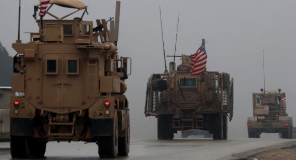 США перебросили группу военнослужащих из Сирии в Ирак – «Reuters»
