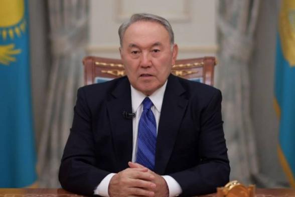 Ղազախստանի նախագահն ընդլայնել է Նազարբաևի լիազորությունները