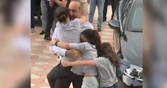 Ռոբերտ Քոչարյանի թոռներին թույլ չեն տվել տեսակցել նրան հիվանդանոցում