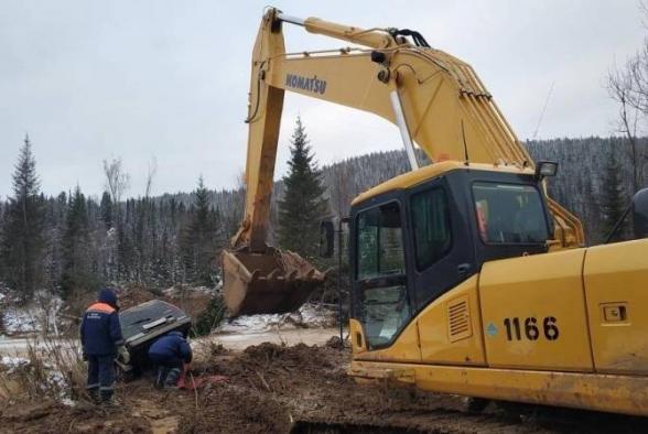 Կրասնոյարսկի մերձակայքում ամբարտակի փլուզման վայրում հայտնաբերված սեյֆը 18 կգ ոսկի է պարունակում
